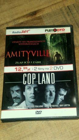 Amitiville,Copland,2 filmy DVD