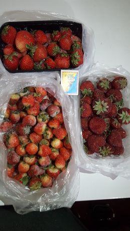 Продам замороженную ягоду (Клубника)