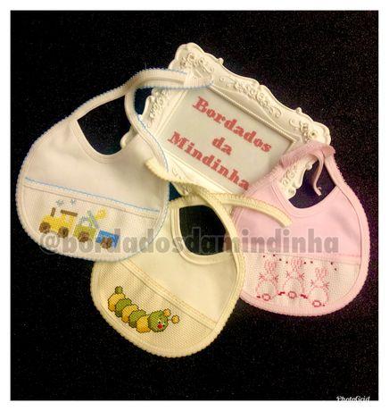 Babetes personalizados em Ponto Cruz