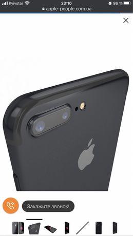 Продам Iphone 7+ в отличном состоянии