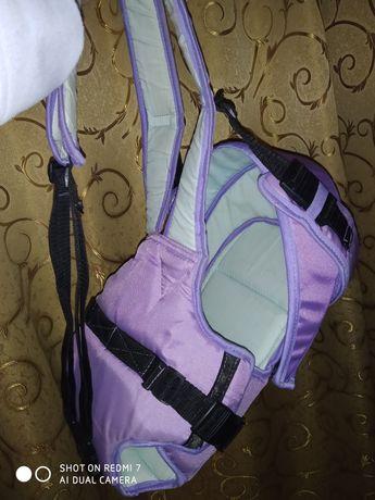 Кенгуру, рюкзак-переноска.