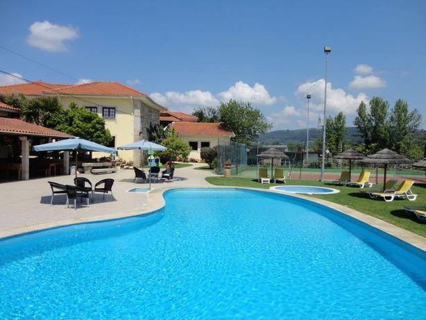 Quinta Dom José Turismo Rural casa férias grupos prox. Gerês c/piscina