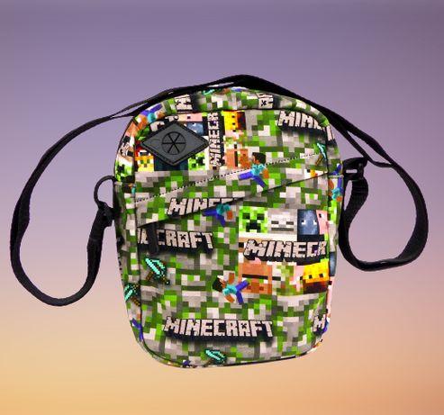 torba MINECRAFT shoulder bag mini bag XD