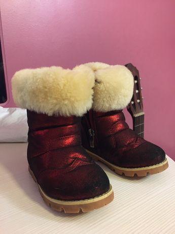 Детские ботинки Ugg
