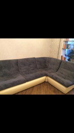 Мебель, диван угловой