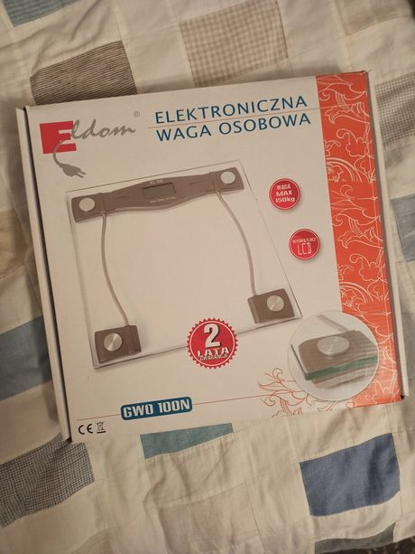 Elektroniczna waga