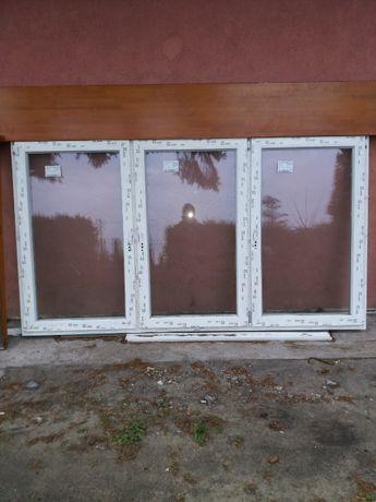 Nowe okno PCV.