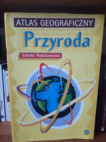 Atlas geograficzny przyroda szkoła podstawowa