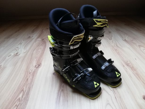 Buty narciarskie Fischer SOMA RC4 JR60 roz. 26,5 Oryginalne