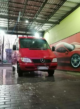Бус Mercedes sprinter продажа авто машини