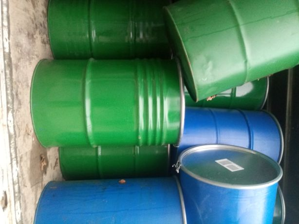 Beczki metalowe 220 litr