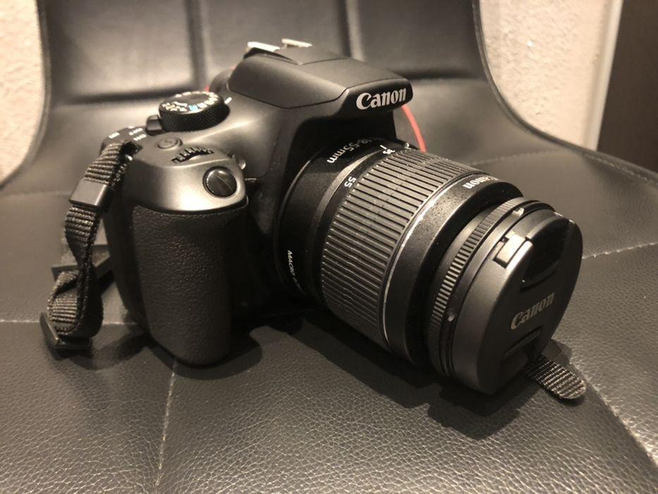 Lustrzanka Canon EOS 1300d Bytom - image 1