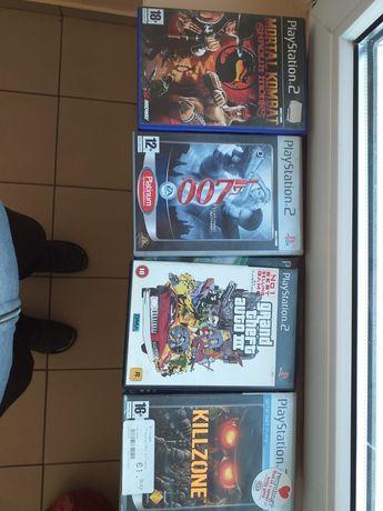 Sprzedam gry PlayStation