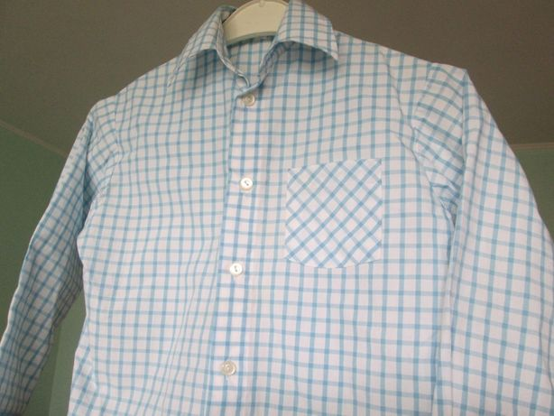 Рубашка детская. школьная форма