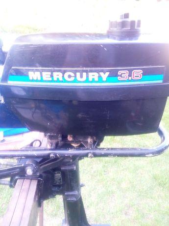 Silnik zaburtowy Mercury 3.6 Stopa S