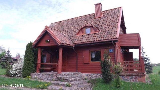 Dom na Mazurach w okolicy Ruciane-Nida, Wojnowo