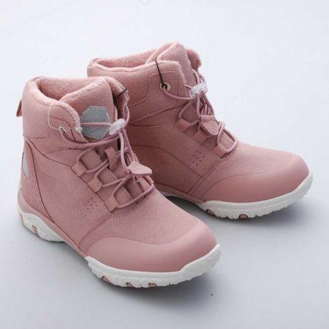 Ботинки зимние кроссовки высокие для девочки хайтопы Reserved 37