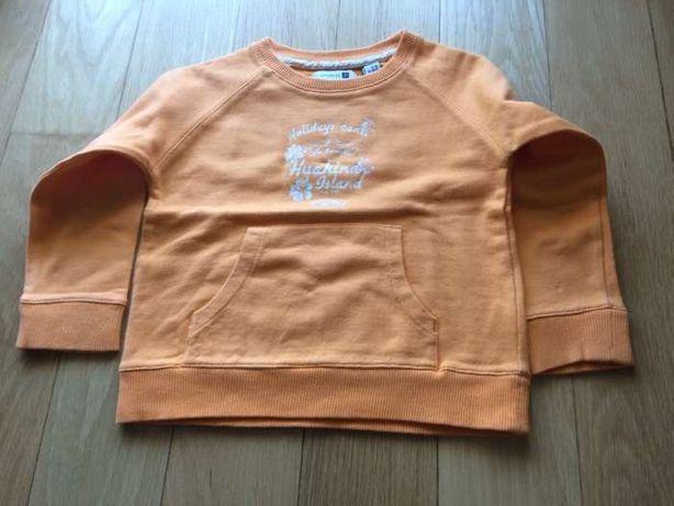 Sweat laranja 2/3 anos - ZARA