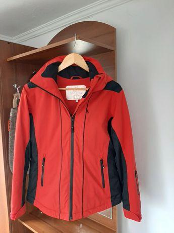 Куртка зима в спортивном стиле