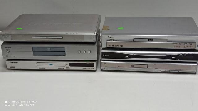 Odtwarzacz DVD Philips ,Pioner ,DK, United