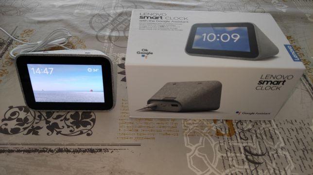 Lenovo smart clock novo