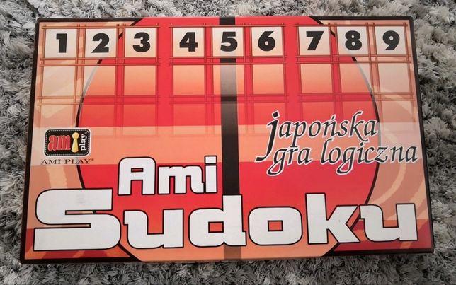 Gra planszowa ami sudoku.