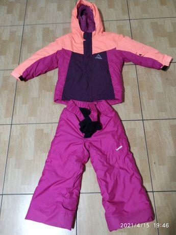 Komplet narciarski kurtka , spodnie