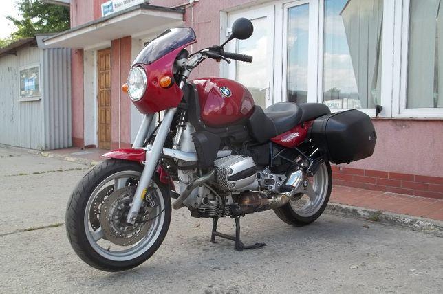 BMW R 1100 R Motocykle Lubin ul Ścinawska 23