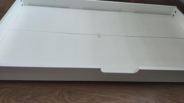 Szuflada pod łóżeczko na kółkach