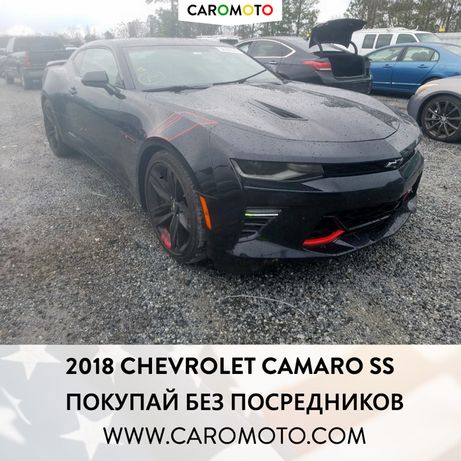 2018 Chevrolet Camaro SS Авто из США
