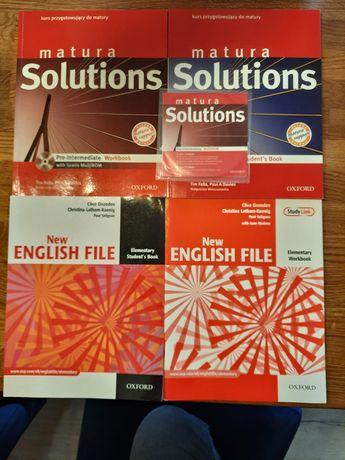 Książki j.angielski matura