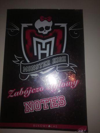 Monster High notes zabójczo stylowy