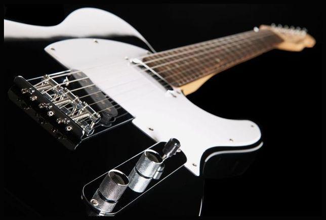 Harley Benton TE-20 BK Standard Gitara Elektryczna