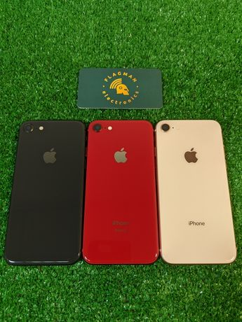 Смартфон Apple iPhone 8 64GB Gold / Space Gray / Red Nevelock Гарантія