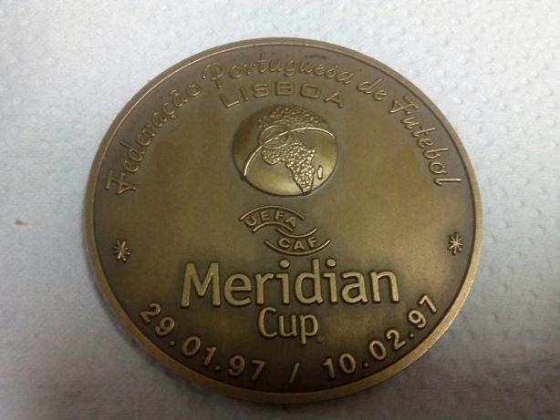 Medalha federação de futebol