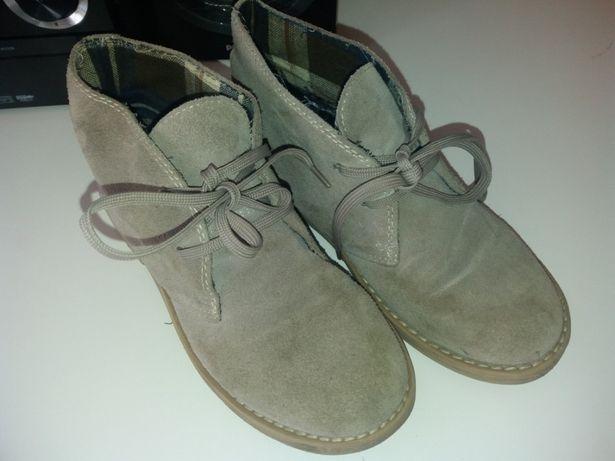 Buty skórzane rozm.33