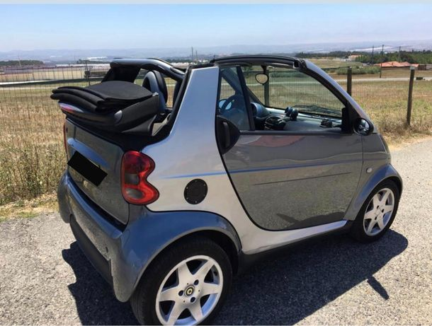 Smart Cabrio Nacional
