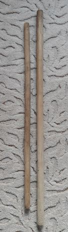 Ручки до лопат сап граблів