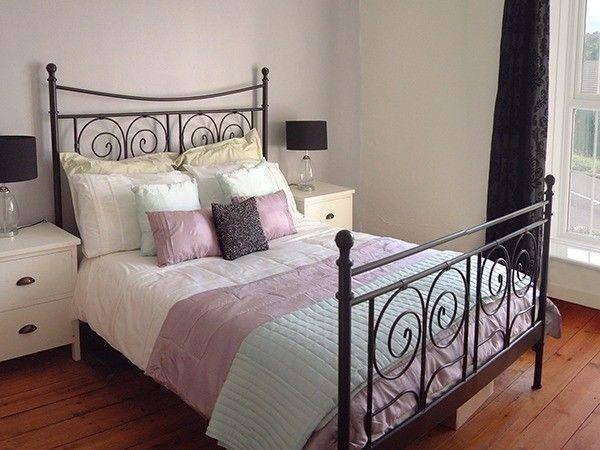 Ikea śliczne łóżko z materacem lateksowym 160x200cm TRANSPORT