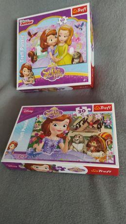Puzzle Księżniczka Zosia