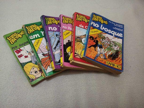 Livros Uma Aventura