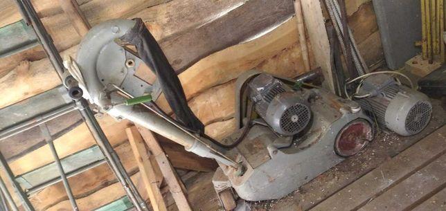 Шлифовальная циклевочная машина недорого . Циклевка.