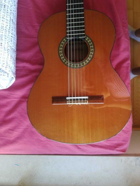 Guitarra acústica clássica Alhambra 5P