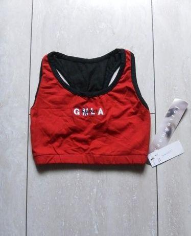 Nowy stanik sportowy fitness siłownia Gilda Marx 36,S / 38,M top