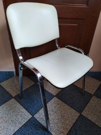 Krzesła 6szt. metalowe