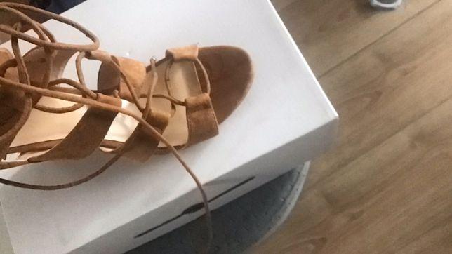 Sandały Aldo 38