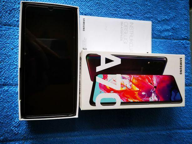 Samsung Galaxy A70 Czarny SM A705 6/128 GB