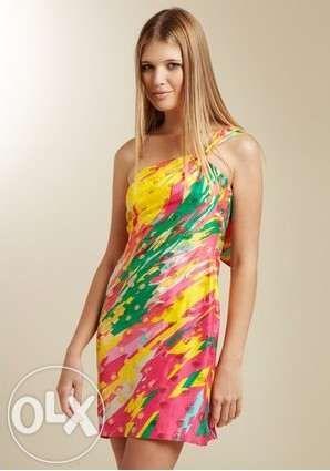 Шелковое вечернее Пплатье Yoana Baraschi