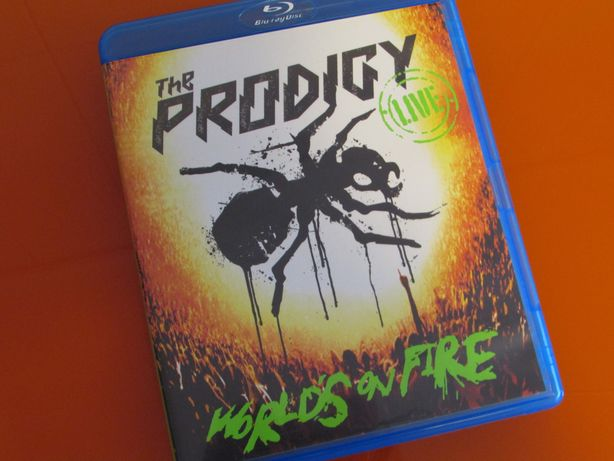 The Prodigy - Live World's On Fire (2 Discs Blu-ray)