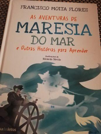As aventuras de Maresia do Mar e outras histórias para aprender